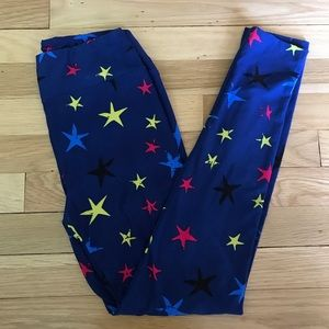 LuLaRoe Star Leggings